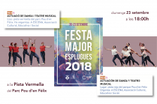 FIESTA MAYOR 2018!